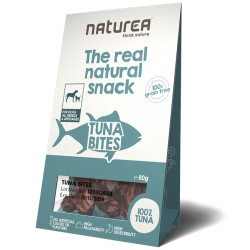 Naturea Snacks Dog Tuna Bites - Makupalat ja herkut - 100992
