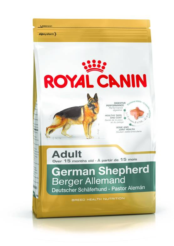 Royal Canin Breed German Shepherd Adult 12 kg - Royal Canin - 101558 - 1